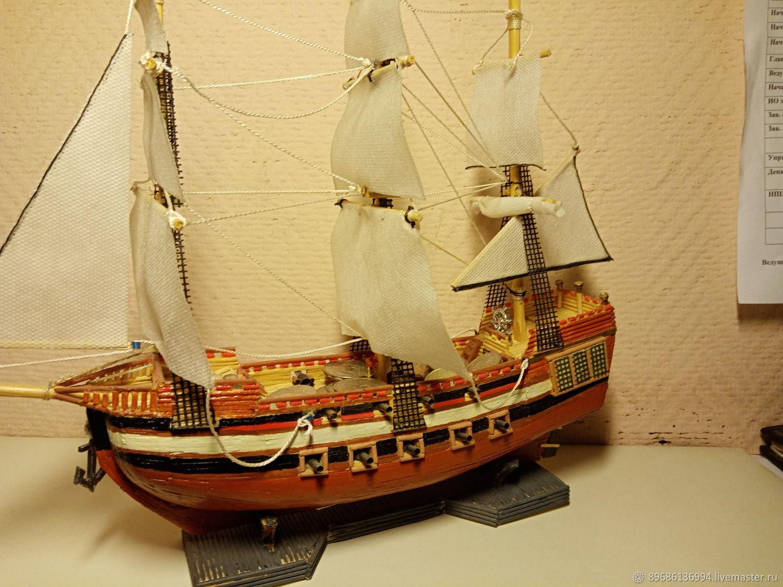 Корабль, Модели, Москва,  Фото №1