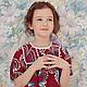 Одежда для девочек, ручной работы. Заказать Платье (Арт.: Д-1d). Анна (Авторская Одежда). Ярмарка Мастеров.