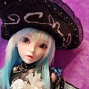Шарнирная кукла ручной работы. Ярмарка Мастеров - ручная работа BJD кукла 1/4 MiniFee Celine. Handmade.
