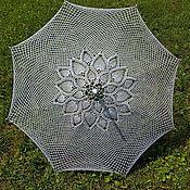 Свадебный салон handmade. Livemaster - original item Openwork umbrella. Handmade.