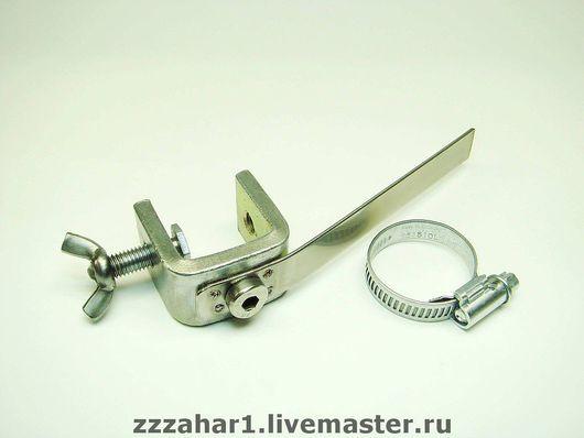 Other Handiwork handmade. Livemaster - handmade. Buy Kit for fastening the burner of a Hot head.Silver