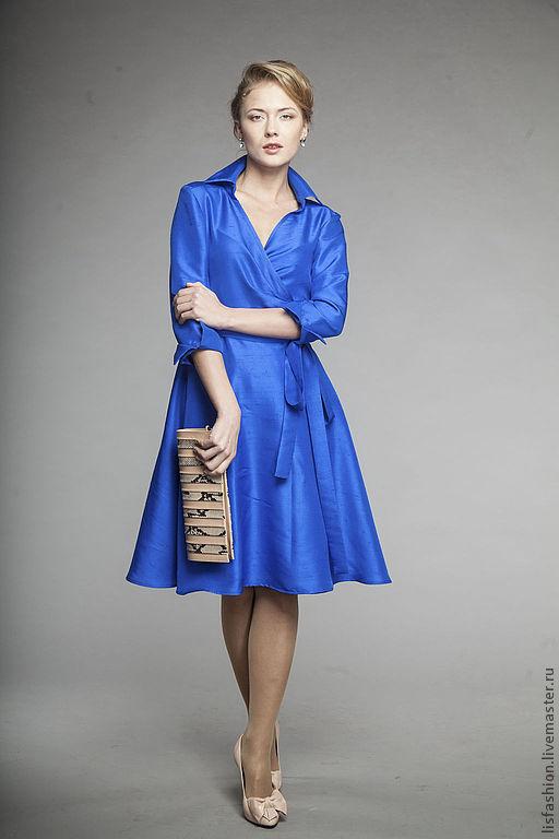 Платья ручной работы. Ярмарка Мастеров - ручная работа. Купить Платье Сильвия 3180810. Handmade. Однотонный, платье вечернее