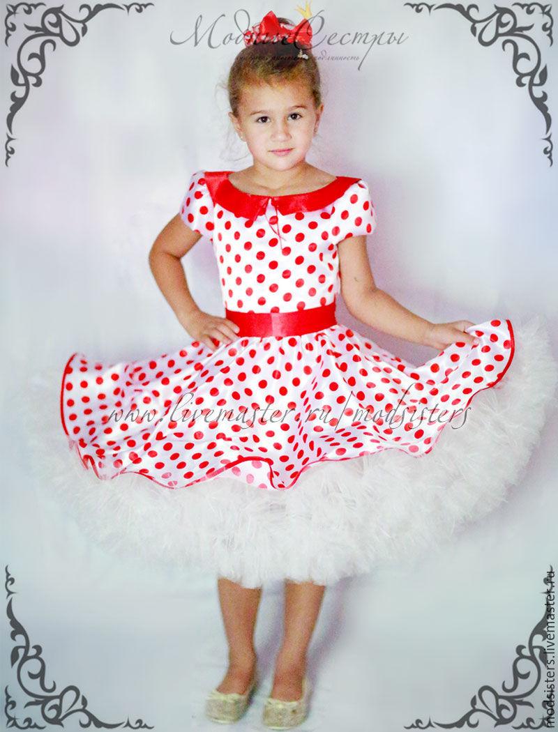 Платье стиляги для девочек своими руками 39