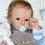 Куклы и игрушки ручной работы. Ярмарка Мастеров - ручная работа Кукла реборн Матис.. Handmade.