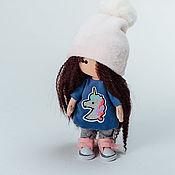 Куклы и игрушки handmade. Livemaster - original item interior doll. Handmade doll. Handmade.