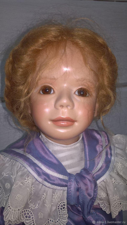 Фарфоровая кукла Sonja, Портретная кукла, Москва,  Фото №1