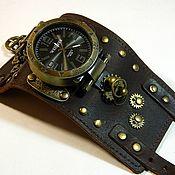 Украшения handmade. Livemaster - original item Copy of Copy of Copy of Copy of Copy of Copy of Steampunk Clock. Handmade.