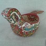 Русский стиль handmade. Livemaster - original item Bucket Konik. Handmade.