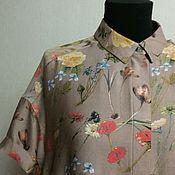 Одежда handmade. Livemaster - original item Sewing dresses to order. Dress summer.Dress shirt style .. Handmade.