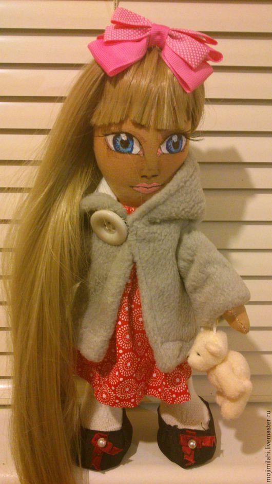 Куклы тыквоголовки ручной работы. Ярмарка Мастеров - ручная работа. Купить Интерьерная кукла. Handmade. Разноцветный, игрушка ручной работы