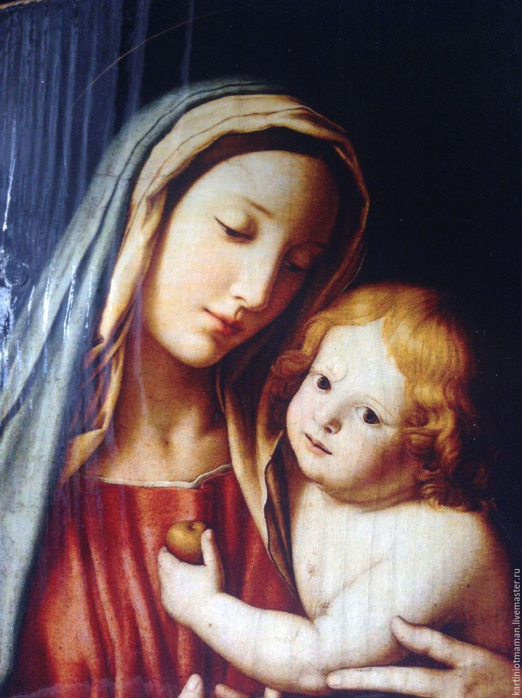 Картинки девы марии с младенцем, цветами картинки прозрачном