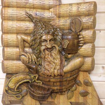 Для дома и интерьера ручной работы. Ярмарка Мастеров - ручная работа Банный дух. Handmade.