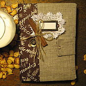 Канцелярские товары ручной работы. Ярмарка Мастеров - ручная работа Кулинарные книги. Handmade.