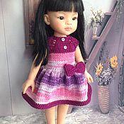 Куклы и игрушки ручной работы. Ярмарка Мастеров - ручная работа платье для паолочки. Handmade.