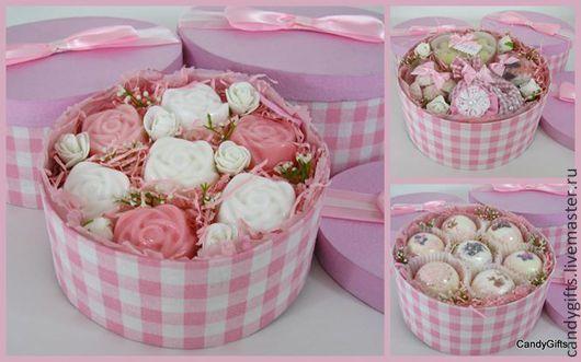 Candy Gifts , Подарочный набор `Роза`