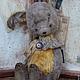 Мишки Тедди ручной работы. Кроля.. Марина Струк. Ярмарка Мастеров. Тедди мишка