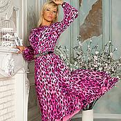 Одежда ручной работы. Ярмарка Мастеров - ручная работа Платье 005-весна 14. Handmade.