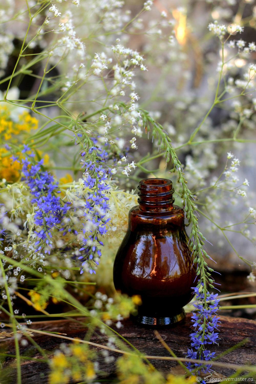 """Натуральные духи ручной работы. Ярмарка Мастеров - ручная работа. Купить """"Полевые цветы"""" Духи ручной работы. Handmade."""