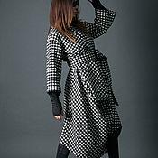Одежда handmade. Livemaster - original item Warm wool dress-DR0220WL. Handmade.