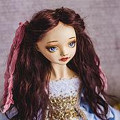 Куклы и пупсы ручной работы. Ярмарка Мастеров - ручная работа Фредерика авторская интерьерная кукла. Handmade.