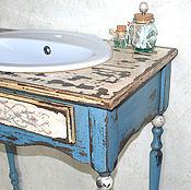 Для дома и интерьера ручной работы. Ярмарка Мастеров - ручная работа Консоль под раковину. Handmade.
