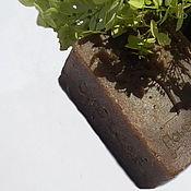 """Косметика ручной работы. Ярмарка Мастеров - ручная работа """"Сила трав-24"""", шелковое шампуневое мыло. Handmade."""