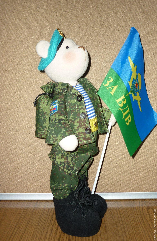 Подарки для солдат своими руками