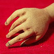 Материалы для творчества ручной работы. Ярмарка Мастеров - ручная работа Видеоурок Реалистичная кисть куклы. Handmade.