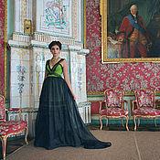"""Одежда ручной работы. Ярмарка Мастеров - ручная работа Бальное платье """"Зэль"""". Handmade."""