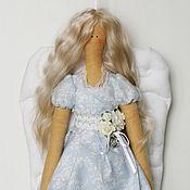 Куклы и игрушки ручной работы. Ярмарка Мастеров - ручная работа Текстильная кукла Ангел-Предвестник. Handmade.