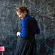 """Платья ручной работы. Ярмарка Мастеров - ручная работа. Купить Сарафан для будущих мам """"Теплые ожидания"""". Handmade. Черный"""