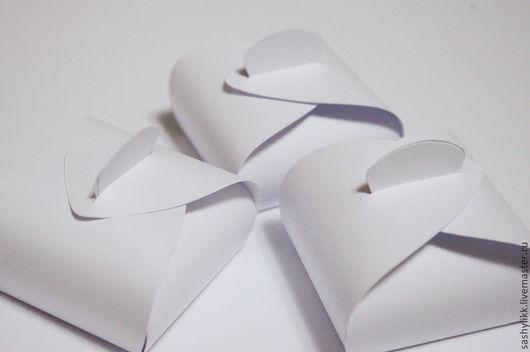 Упаковка ручной работы. Ярмарка Мастеров - ручная работа. Купить Сундучки. Handmade. Белый, коробочка