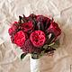 Свадебные цветы ручной работы. Букет невесты / Свадебный букет. Ежевика ● Флористика и декор. Интернет-магазин Ярмарка Мастеров.