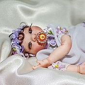 """Куклы и игрушки ручной работы. Ярмарка Мастеров - ручная работа """"Алёнка"""" кукла из Fimo. Handmade."""