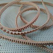 Кожа ручной работы. Ярмарка Мастеров - ручная работа Обувной кожаный рант. Handmade.