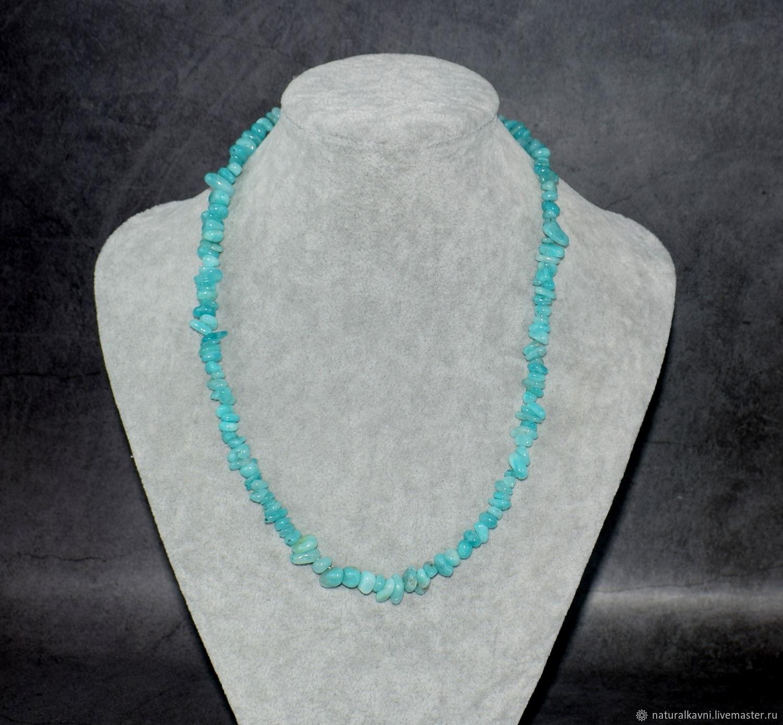 Beads / choker natural stone Amazonite, Beads2, Moscow,  Фото №1