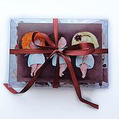 Сувениры и подарки ручной работы. Ярмарка Мастеров - ручная работа Пазл с феечками от Elina Ellis. Handmade.