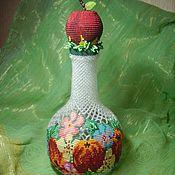 Посуда handmade. Livemaster - original item Decoration for the interior. Decanter