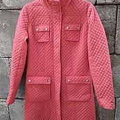 Винтаж handmade. Livemaster - original item Vintage quilted coat zarina, vintage Europe. Handmade.