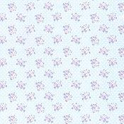 Материалы для творчества ручной работы. Ярмарка Мастеров - ручная работа Хлопок Shabby Chic Floral Dot США. Handmade.