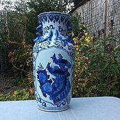 Для дома и интерьера ручной работы. Ярмарка Мастеров - ручная работа Китайская ваза, ручная работа. Handmade.