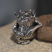 Материалы для творчества handmade. Livemaster - original item Goblin charm. Handmade.