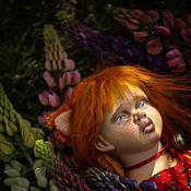 Куклы и пупсы ручной работы. Ярмарка Мастеров - ручная работа Авторская коллекционная кукла. Handmade.
