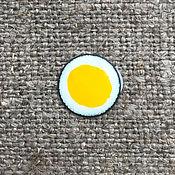 Материалы для творчества handmade. Livemaster - original item Overglaze paint FERRO 64 Serie no 64336 yellow. Handmade.
