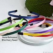 Материалы для творчества handmade. Livemaster - original item Headband for Blythe,many colors available. Handmade.