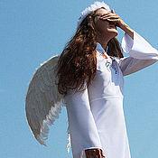 Одежда handmade. Livemaster - original item Angel (suit for adult). Handmade.
