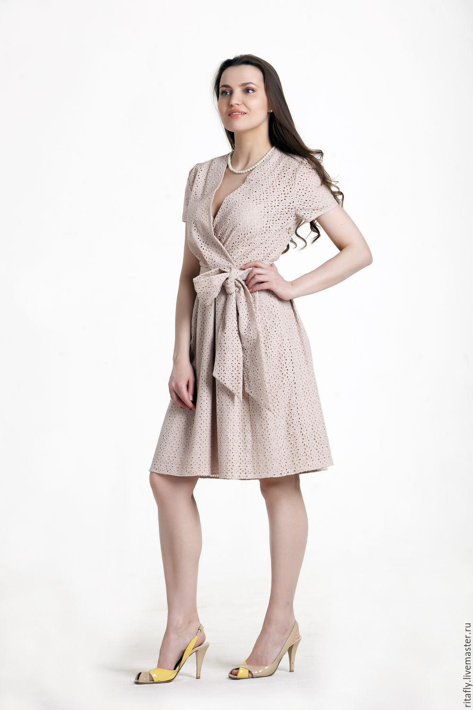 Купить Красивое Летнее Платье