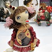 Куклы и игрушки ручной работы. Ярмарка Мастеров - ручная работа Россита. Handmade.