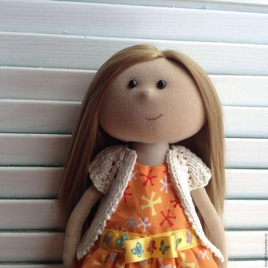 Кукла Курносик от Малининой Алены (malininadolls)