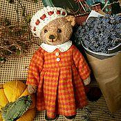 Куклы и игрушки handmade. Livemaster - original item Bear Tiffany. Handmade.